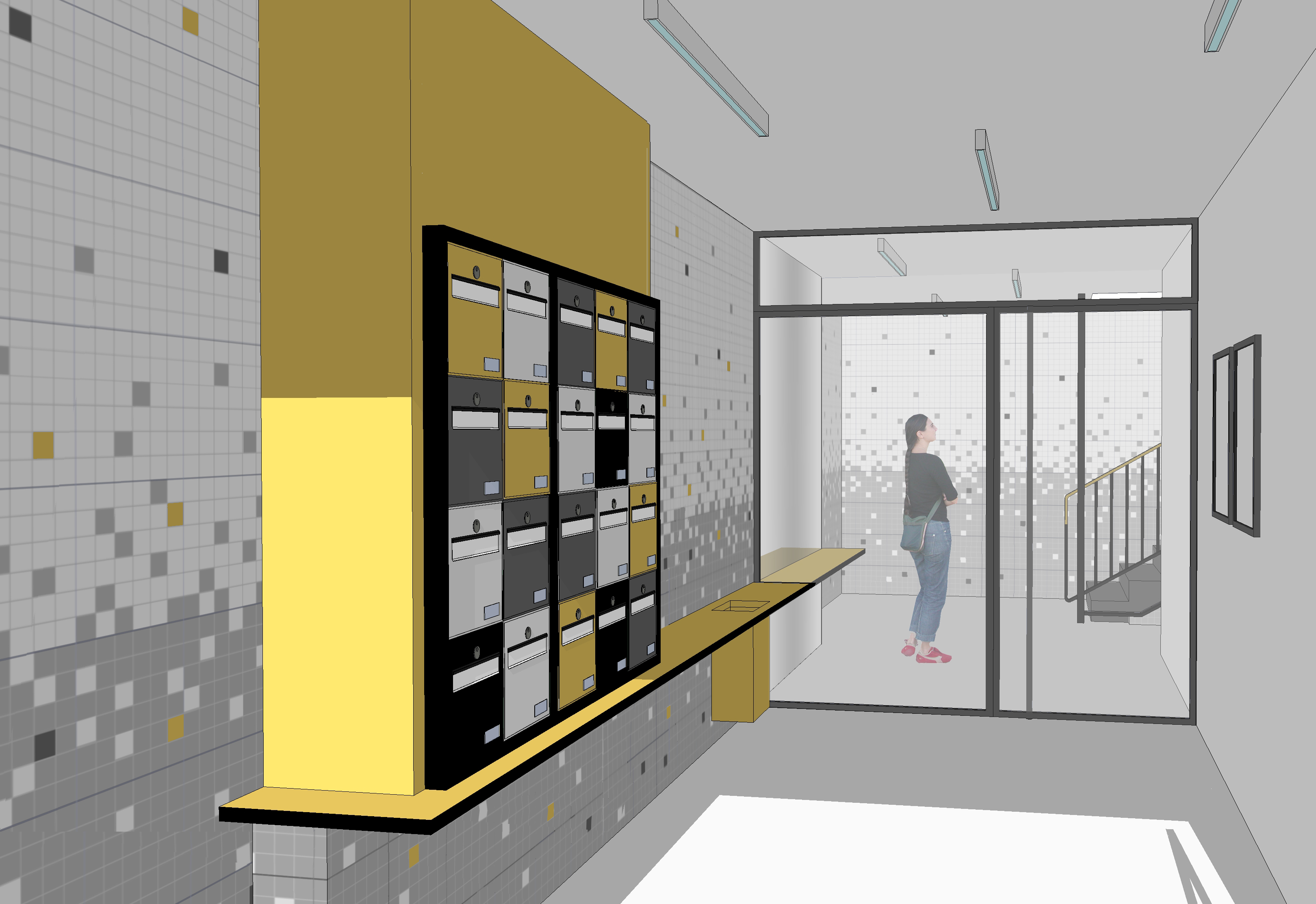 Architecture d'intérieur   Lugar Architecture